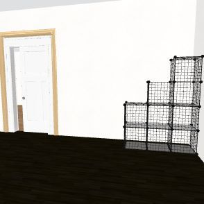 사무수행 Interior Design Render