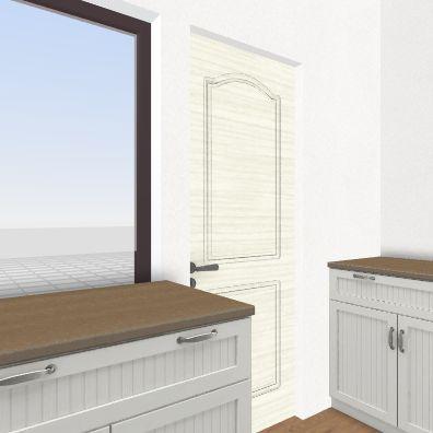 Kitchen Design #2 Interior Design Render
