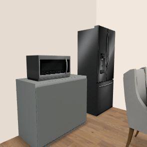Briato Bakes 1.0 Interior Design Render