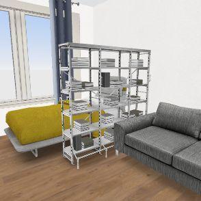 big cupboard in arc Interior Design Render
