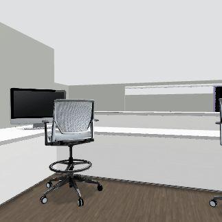 2/27 2 EMERGENCY ROOM Interior Design Render