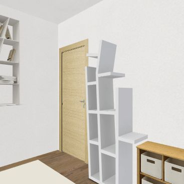LakePalace #2 My Room Interior Design Render