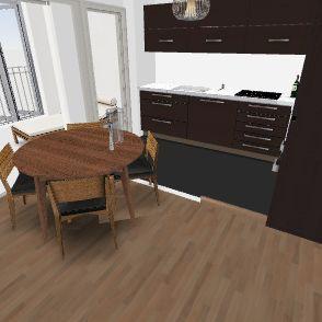 A29-8 Interior Design Render