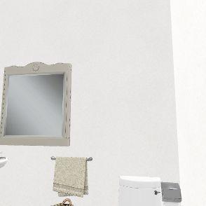 shop Interior Design Render