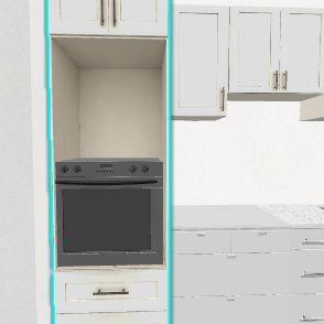 מסילאנסקי 16 - חדש Interior Design Render