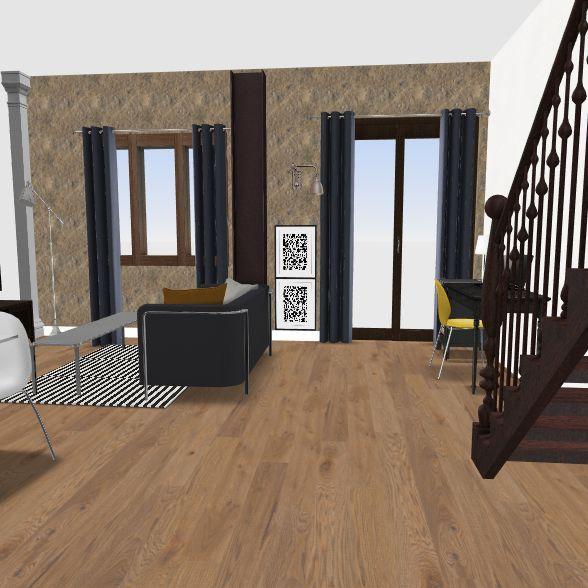 Chartreux Interior Design Render