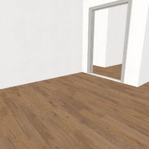 Flat1 Interior Design Render