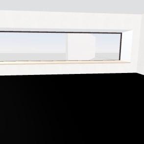 Future apartment Interior Design Render