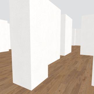 Living Area 2 Interior Design Render