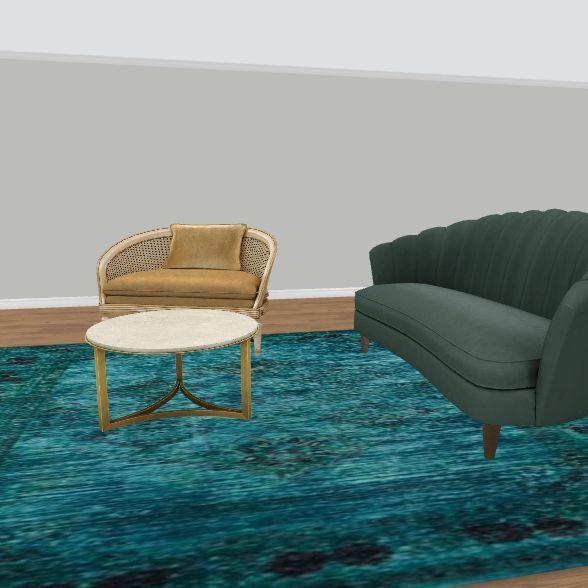 tudor Interior Design Render