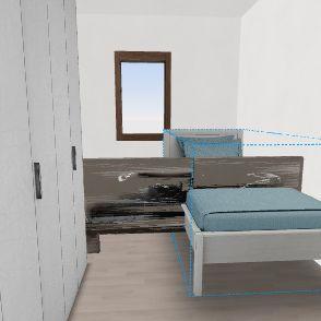 Mestral 13, 3º M (4) Interior Design Render