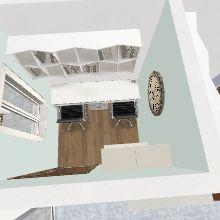 kuća kat zivot 16.11A Interior Design Render