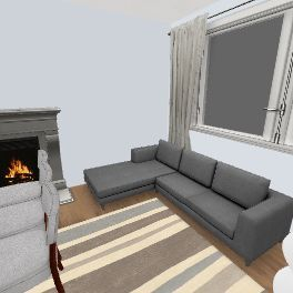 Appartment 12 Interior Design Render