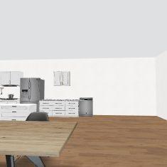Livs house Interior Design Render