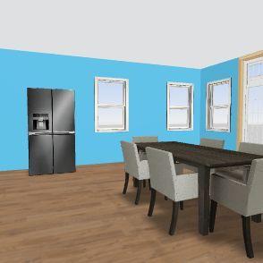 Aarons kitchen interior decoration rendering aaron noel for Homestyler italiano