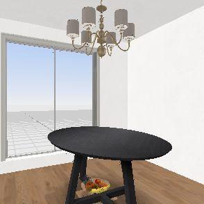 Ashlyns dream house Interior Design Render