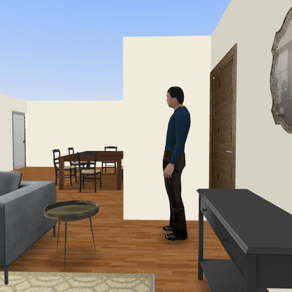 Shirmin's Living Room Such Interior Design Render
