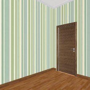 kourtneybedroom Interior Design Render