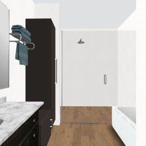 Ed Bathroom Bench 2 Interior Design Render