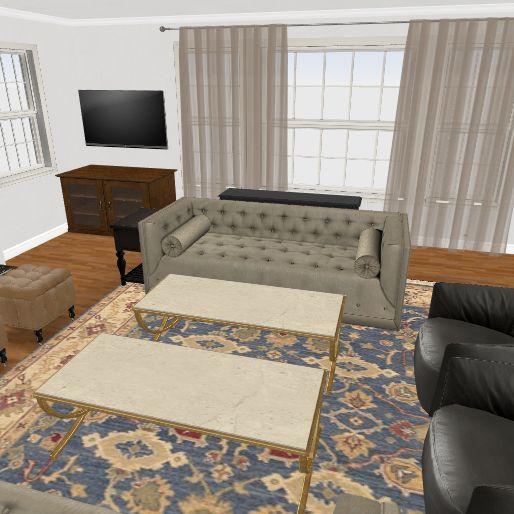 Kashani Residence Interior Design Render