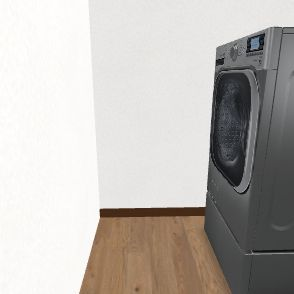 Kitchen Draft 1 Interior Design Render
