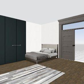 Colins dream room Interior Design Render