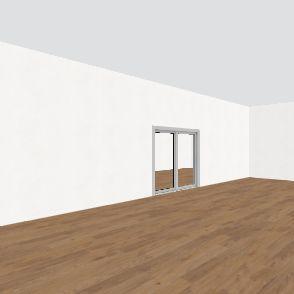 Challenge House 1 Interior Design Render