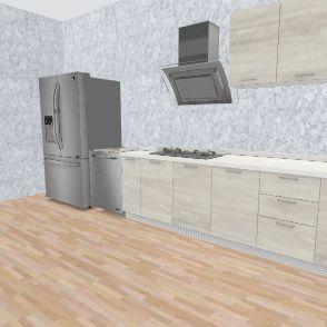kitchen and bathroom done liuba  Interior Design Render