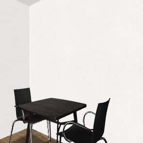 bistro Interior Design Render