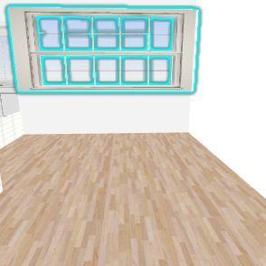 寿司屋 Interior Design Render