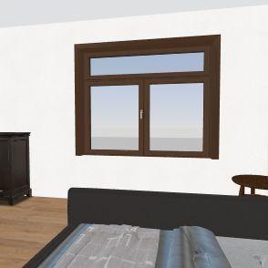Etahns new new home finished Interior Design Render