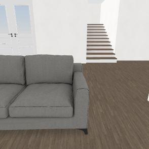 nice bathroom Interior Design Render