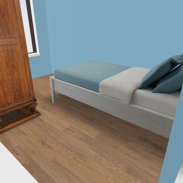 Luca's Room Interior Design Render