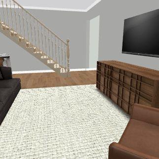 4 bedroom Interior Design Render
