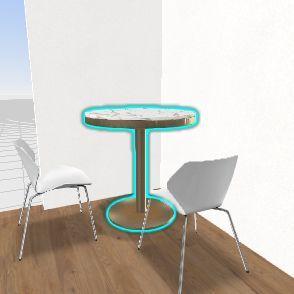 Kitchen #2 Interior Design Render