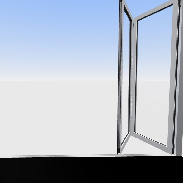 doors Interior Design Render