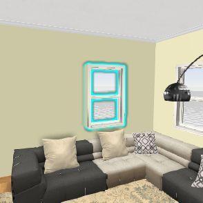 c f f Cool house Interior Design Render