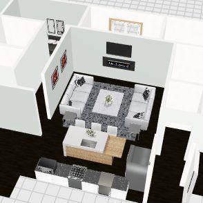 alexas house design Interior Design Render