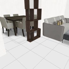 Ale e Sa 2 Interior Design Render