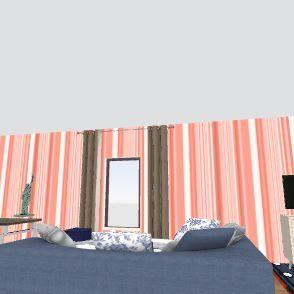 julia quarto  Interior Design Render