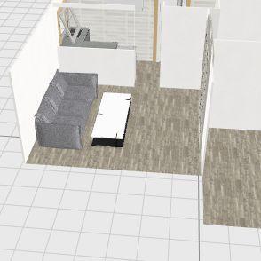 Błażejewo II Interior Design Render
