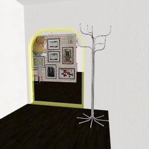 ristorante anni Interior Design Render