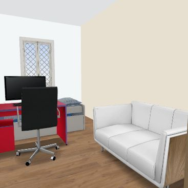 аня Interior Design Render