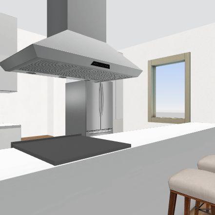 Proposed Kitchen(5) Interior Design Render