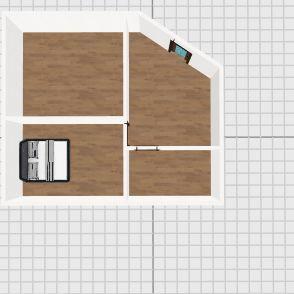наш дом Interior Design Render