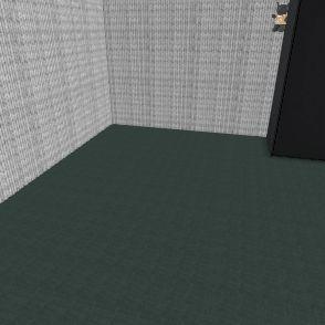 my bed room Interior Design Render