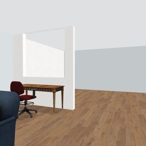 New House! Interior Design Render