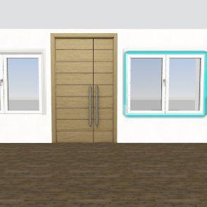 Pearls House Interior Design Render