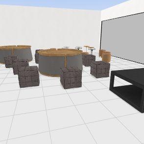 Cill Spot Interior Design Render