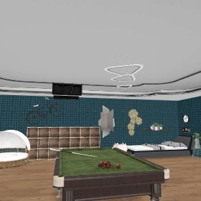 hi Interior Design Render